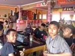 Beladiri Pencak Silat di Ngabang, Kabupaten Landak (2)