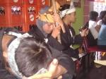 Beladiri Pencak Silat di Ngabang, Kabupaten Landak (6)