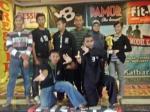 Beladiri Pencak Silat di Ngabang, Kabupaten Landak (9)