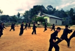 Seni Bela diri di Ngabang, Kalimantan Barat, PSHT Jaya dimanapun berada (10)