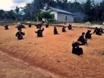 Seni Bela diri di Ngabang, Kalimantan Barat, PSHT Jaya dimanapun berada (12)