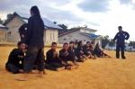 Seni Bela diri di Ngabang, Kalimantan Barat, PSHT Jaya dimanapun berada (19)