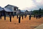 Seni Bela diri di Ngabang, Kalimantan Barat, PSHT Jaya dimanapun berada (3)