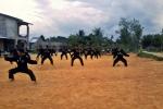 Seni Bela diri di Ngabang, Kalimantan Barat, PSHT Jaya dimanapun berada (4)