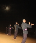 Pencak silat SH Terate di Ngabang, Kabupaten Landak, Kalimantan Barat (3)