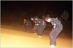 Pencak silat SH Terate di Ngabang, Kabupaten Landak, Kalimantan Barat (4)