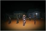 Pencak silat SH Terate di Ngabang, Kabupaten Landak, Kalimantan Barat (5)