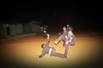 Pencak silat SH Terate di Ngabang, Kabupaten Landak, Kalimantan Barat (6)